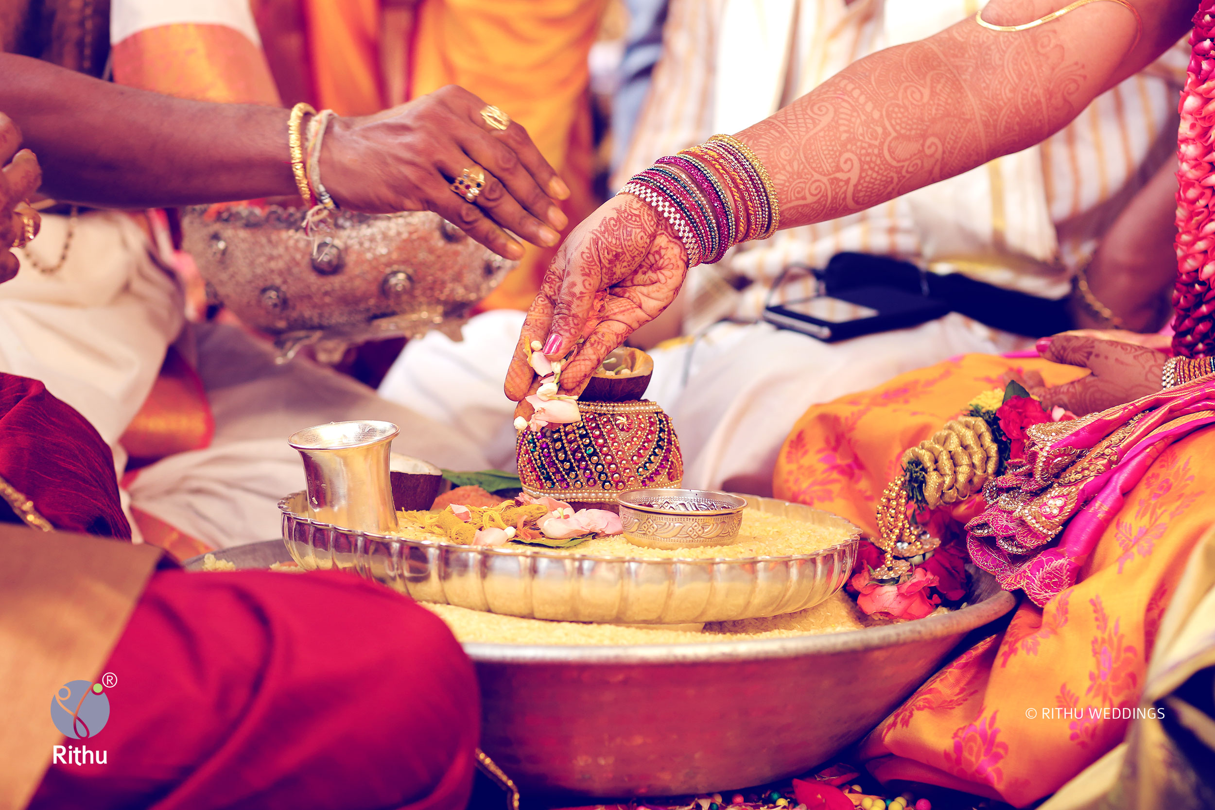 Traditional Hindu wedding Photos Kerala