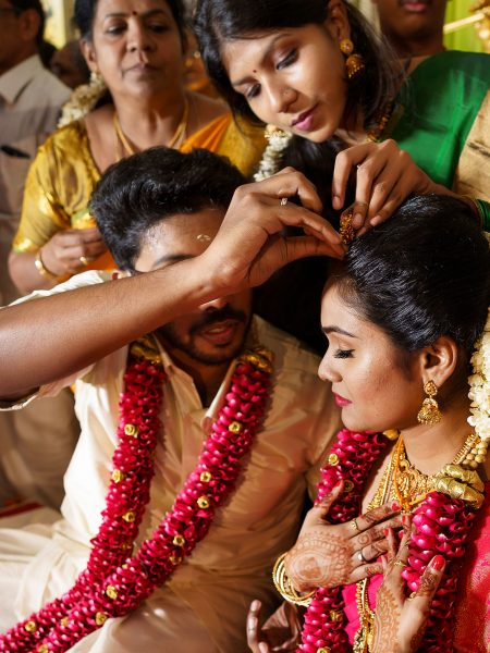 kerala wedding photography album